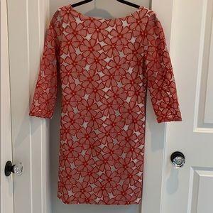 Diane Von Furstenberg women's floral dress